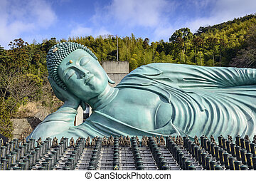 Reclining Buddha of Fukuoka - The Reclining Buddha of...