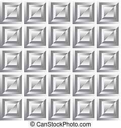 infinite metal grid - Background infinite grid with metal...