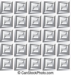 infinite metal grid - Background infinite grid with metal...