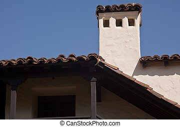 Spanish Colonial Style dominated in the early Spanish...