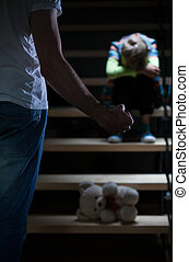 Problem of violence in family - The problem of violence in...