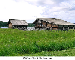 Kizhi farmhouse - From the early times, the most important...