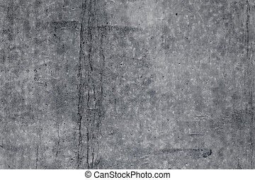 Concrete Texture Background - Grungy concrete wall and floor...
