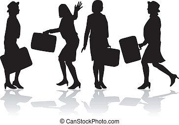 Businesswomen - businesswomen