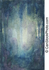 Watercolor Texture - Abstract Watercolour Texture with soft...