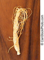 Ginseng Roots