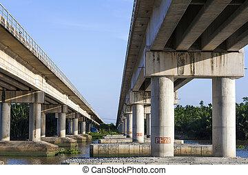 cement bridge