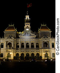 Ho Chi Minh City Peoples Committee Building
