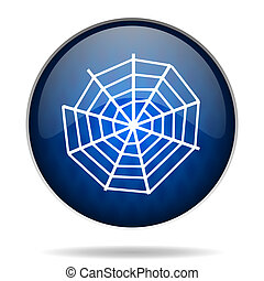 spider web  internet icon