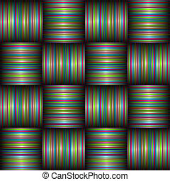 candy stripe weave - stripe weave abstract background with...
