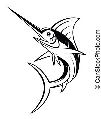 fish marlin