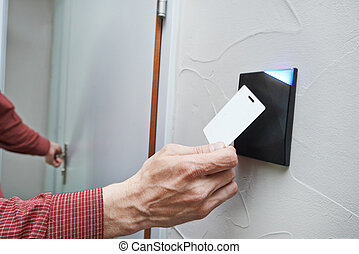 electronic key door access system - electronic key access...