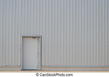 cargo and door