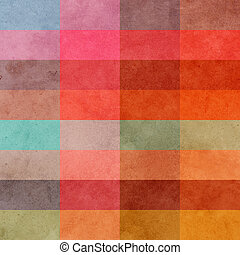 Earthy background with color set style and design element....