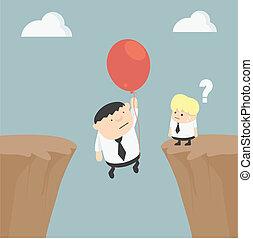 successful businessman after failure