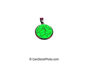 Turquoise Stone Amulet