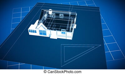Cad House Drawings - 3d Cad House Drawings in HD
