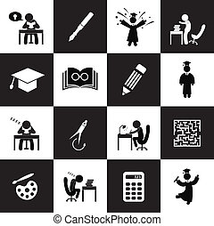 Successful study symbol - Successful study and...