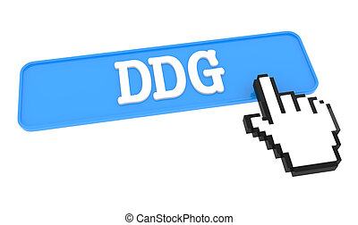DDG Button with Hand Cursor.