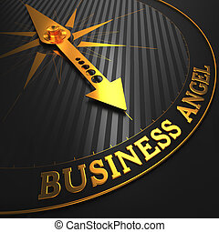 Business Angel - Golden Compass Needle. - Business Angel -...
