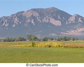 Flatirons, Boulder Colorado