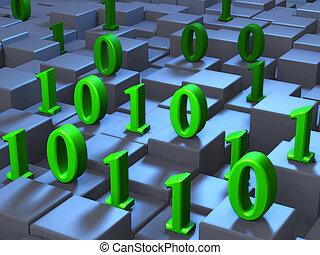 Binary sequence