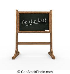 3d black chalkboard be the best