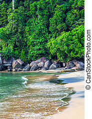 Beach in Khao Lak