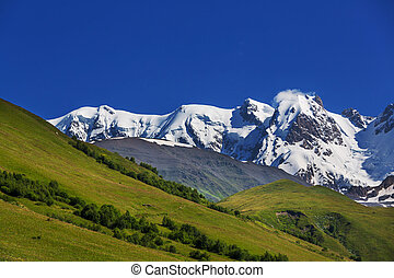 Caucasus mountains -  Caucasus mountains