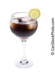Long Island tea - one of the most famous shot in the world,...