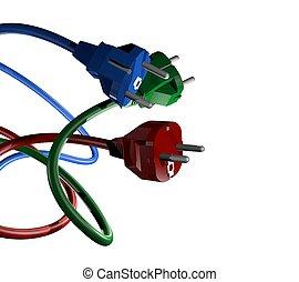 plugin color - Creative design of plugin color