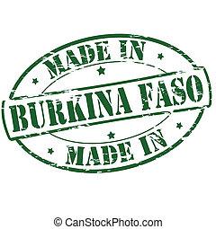 Made in Burkina Faso