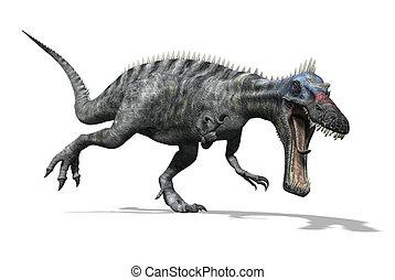 suchomimus, 恐龍