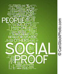 Word Cloud Social Proof - Word Cloud with Social Proof...
