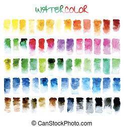 abstract background. water color .EPS 10 illustration