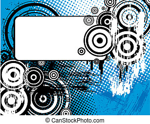 groovy background - abstract background in vector format...