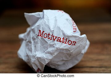 Abandon motivation