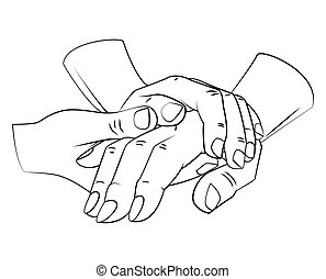 Care hand Vector Clipart EPS Images. 38,259 Care hand clip art ...