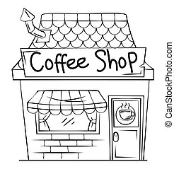 Coffee shop Illustrations and Stock Art. 31,174 Coffee ...