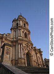 Duomo, Di, San, Giorgio, modica