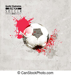 Creative Soccer Football Design - Creative Soccer Football...