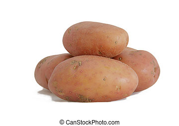 desiree potatoes - desiree a red skin potato a very tasty...