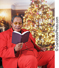 Reading Scripture at Christmastime