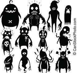Little Monsters set 02