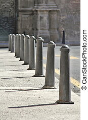 Row of the City Puncheons - Photo of Row of the City...