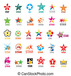 biggest collection of vector logos stars
