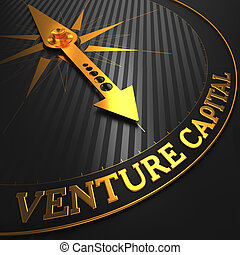 Venture Capital - Golden Compass Needle. - Venture Capital -...