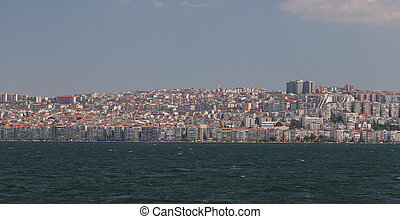 Izmir City, Turkey