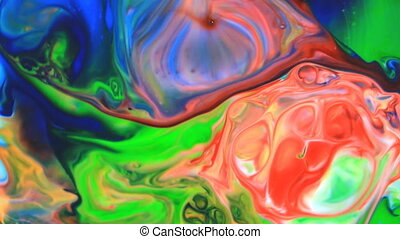 color explosion - explosion of color