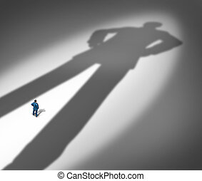 Under A Shadow - Under a shadow business metaphor for living...